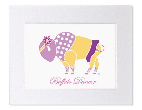 Buffalo Dancer Art