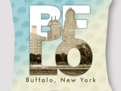 Buffalo Photo Pillow