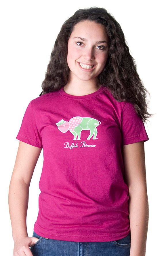 Buffalo Princess T-Shirt