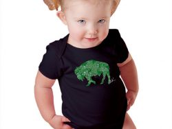 Irish Buffalo Onesie