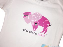 Buffalo Police Onesie for Girls
