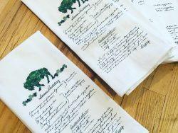 Irish Tea Towels